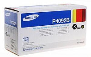 Samsung CLT-P4092B/ELS Twin Pakke Original