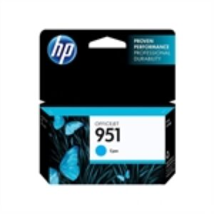HP 951 Cyan No.951 CN050AE Original