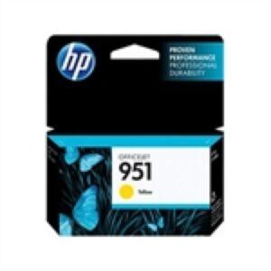 HP 951 Yellow No.951 CN052AE Original