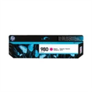 HP No.980 Magenta printerpatron Original