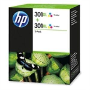 HP 301XL Color Twin pack Original
