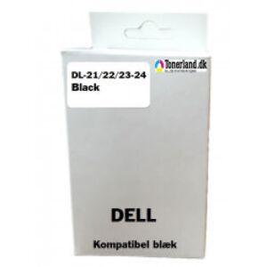 Dell DL 21/22/23/24 Sort kompatibel