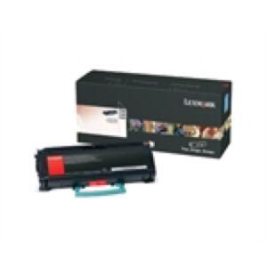 Lexmark E260A80G Black Lasertoner Original