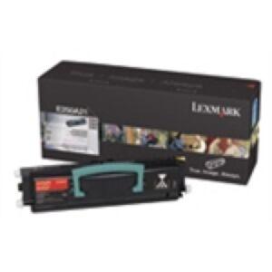Lexmark E352H31E Black Lasertoner Original