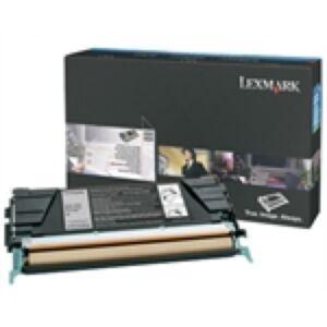 Lexmark E460X31E Sort toner Original