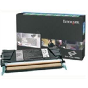 Lexmark E460X80G Sort Lasertoner Original