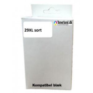 Epson 29XL sort printerpatron kompatibel