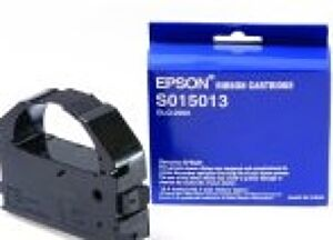 Epson C13S015013 Sort Farvebånd Original