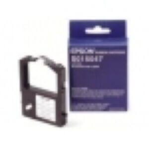Epson C13S015336 Black Fabric Ribbon Original