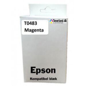 Epson T0483 Magenta Blæk kompatible