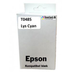 Epson T0485 Lys Cyan Blæk kompatible