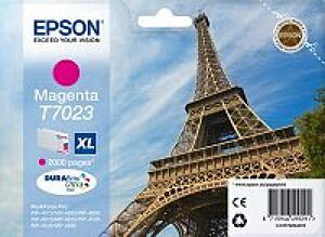 Epson T7023 XL Magenta Original