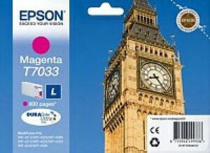 Epson L T7033 Magenta Original