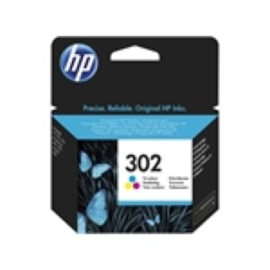HP 302 farvepatron Color F6U65AE Original