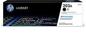 HP 203A Sort Lasertoner Original