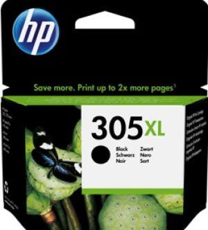 HP 305XL Sort Printerpatron Original