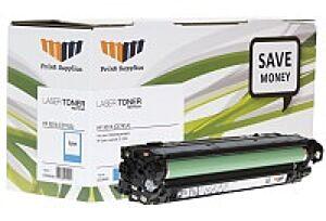 HP CE741A / 307A Cyan Toner Kompatibel