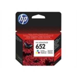 HP 652 Color Printerpatron F6V24AE Original
