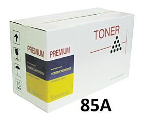 HP 85A Sort Toner CE285A Kompatibel