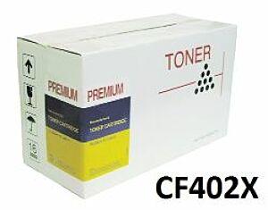 HP 402X Yellow kompatibel 201X