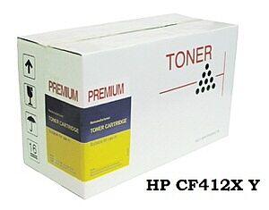 HP CF412X toner Yellow- Kompatibel