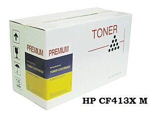 HP CF413X toner Magenta- Kompatibel