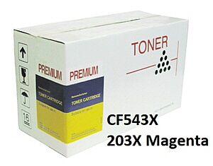 HP CF543X / 203X Magenta toner Kompatibel