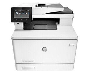 HP Color LaserJet Pro MFP M 477 FNW