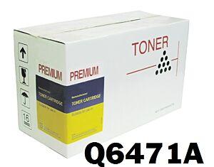 HP Q6471A / 502A Cyan Toner Kompatibel