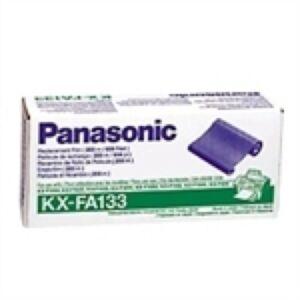 Panasonic KX-FA133X Black Fax Ribbon Original