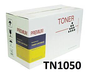 Brother TN1050 sort lasertoner Kompatibel