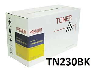 Brother TN230BK Sort Lasertoner Kompatibel