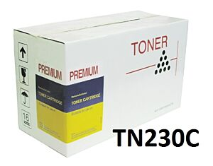 Brother TN230C Cyan toner kompatibel