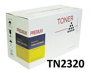 Brother TN2320 toner Sort Kompatibel