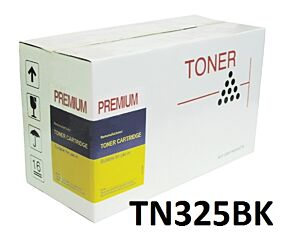 Brother TN325BK Sort Toner Kompatibel
