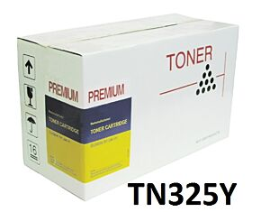 Brother TN325Y Gul toner Kompatibel