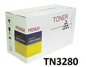 Brother TN3280 lasertoner Kompatibel