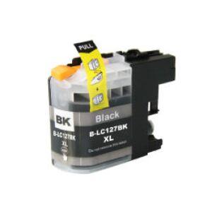 LC127BK Sort printerpatron kompatibel
