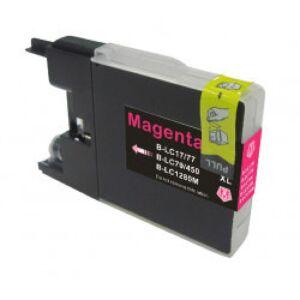 LC1280XLM Magenta XL printerpatron Kompatibel