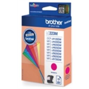 Brother LC223M Magenta Original