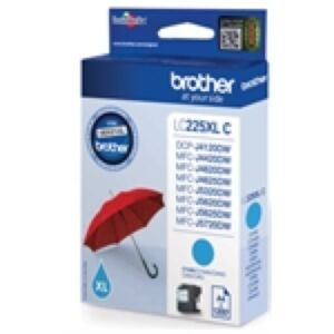 Brother LC225XL Cyan Original