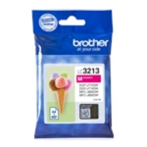 Brother LC3213M Magenta Printerpatron Original