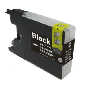 Brother LC1280BK Sort printerpatron Kompatibel