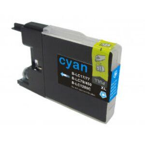 LC1280XLC Cyan XL printerpatron Kompatibel