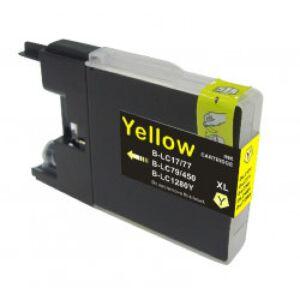 LC1280XLY Yellow XL printerpatron Kompatibel