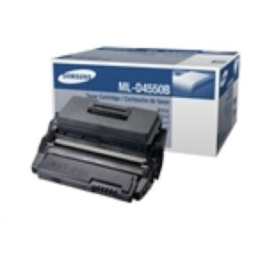 Samsung ML-D4550A/ELS Sort Lasertoner Original