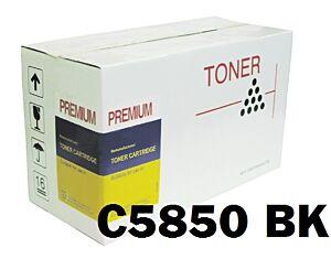 OKI 5850 sort lasertoner kompatibel