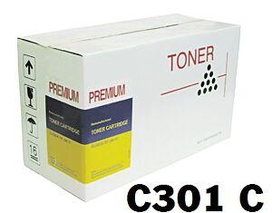 OKI C301 C321 Cyan Toner Kompatibel
