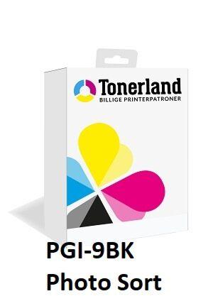 PGI-9BK Photo Sort printerpatron Kompatibel