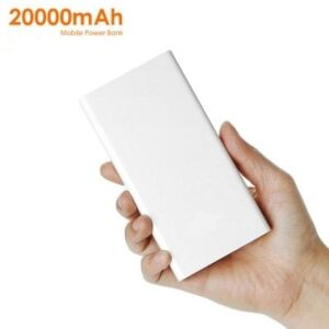 Powerbank 20.000 mAh.